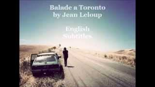Balade a Toronto (English Subs)
