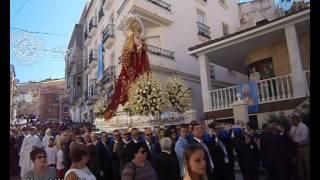 Macael (Almería) Procesión Virgen del ROSARIO
