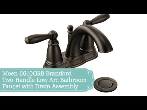 moen-6610orb-brantford-two-handle-low-arc-bathroom-faucet-with-drain-assembly