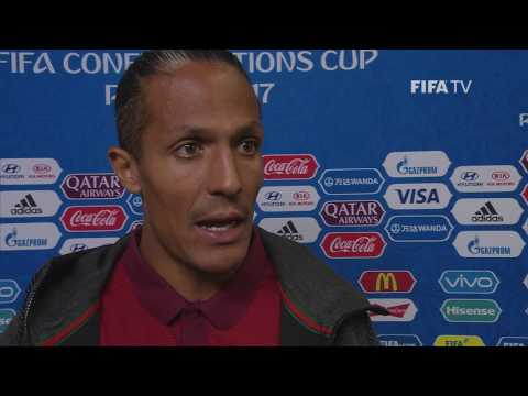 Bruno Alves Post-Match Interview - Match 5: Russia v Portugal - FIFA Confederations Cup 2017