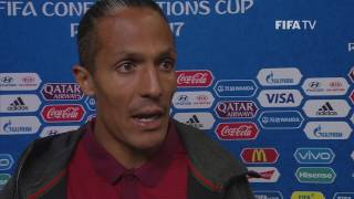 Bruno Alves Post Match Interview Match 5: Russia v Portugal FIFA Confederations Cup 2017