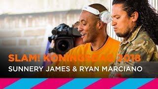 Sunnery James & Ryan Marciano (DJ-set) | SLAM! Koningsdag 2018
