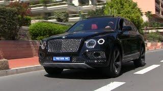 Bentley Bentayga 2016 Videos