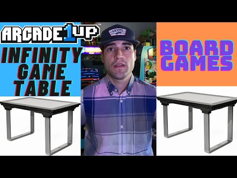 ARCADE1UP INFINITY GAME TABLE from Brick Rod