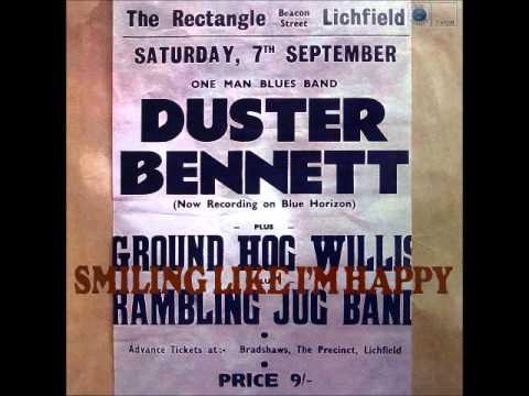 Duster Bennett - My Lucky Day