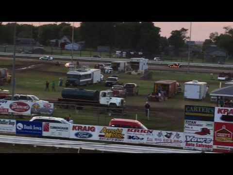 Southern Iowa Speedway 6-8-17 Sport Compact Feature