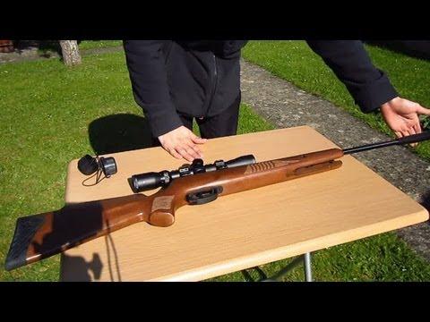 Crosman Nitro Venom Air rifle review