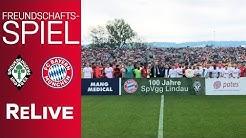 SpVgg Lindau vs. FC Bayern München 2-4 | Full Game | Friendly Match