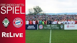 SpVgg Lindau vs. FC Bayern München 24 | Full Game | Friendly Match