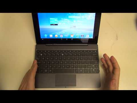 Asus Transformer Pad TF701 Mobile Dock Connection Problems
