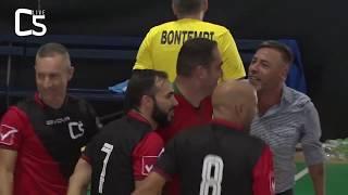 Finale Campionato Italiano Over 40: Calcio a 5 Live - Olimpus, highlights