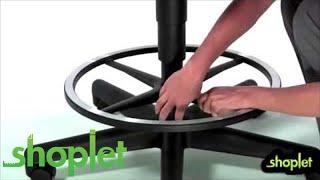Hon Volt Series Adjustable Task Stool