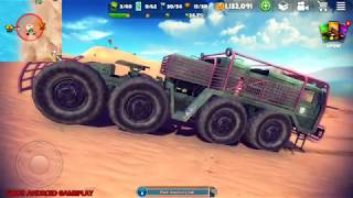 Off The Road - OTR Open World Driving - TITAN Truck Full Upgrade Android GamePlay FHD
