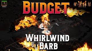 Diablo 2 - Budget WW Barbarian Build