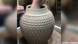 Most ODDLY SATISFYING Pottery Videos | Best Pottery Making, Carving and Painting!