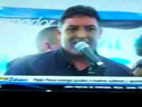 Pablo Pérez  - Subsidios Econ. Municipio Santa Rita