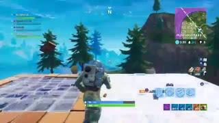 Blurry live stream game play 50 vs 50
