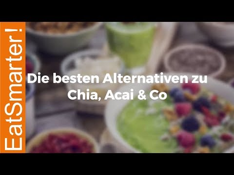Heimisches Superfood |