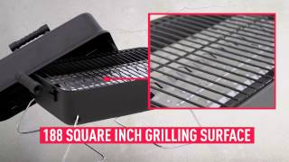 The Char-Broil Table Top Gas Grill