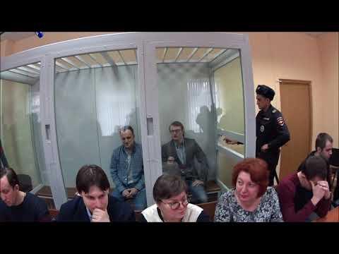 Видео: Фигуранты дела «Черного блока» не считают себя виновными