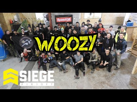 Woozy - Toronto Speedqb Event At Siege Airsoft Hosted By Syg
