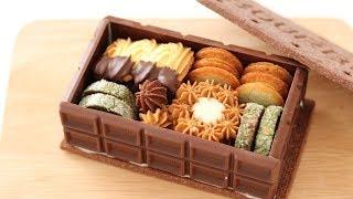 Cookie Box|HidaMari Cooking