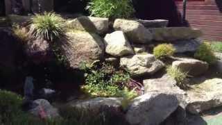 Rockery Water feature