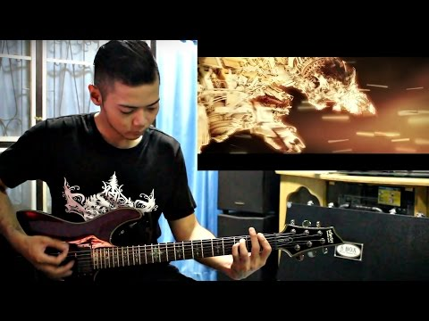 Linkin Park - New Divide [Guitar Cover] By Wan
