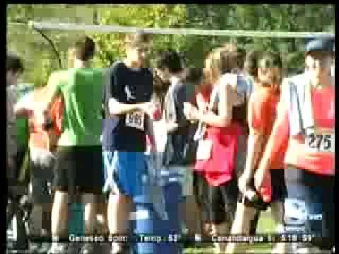 RIT on TV: Brick City 5k Fun Run on News 8
