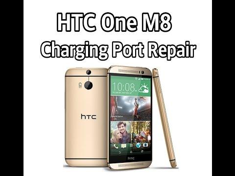 HTC One M8 Charging Port Repair