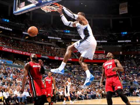 2011-2012 Orlando Magic Roster Mix
