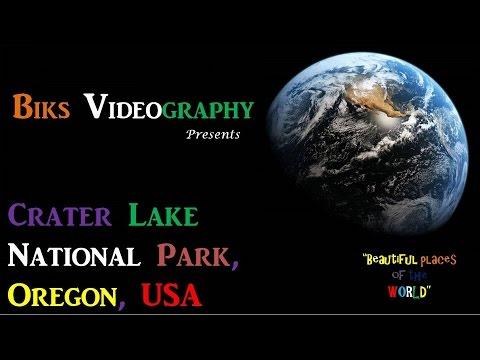 Crater Lake National Park, Oregon, USA - Ultra HD - Biks Videography