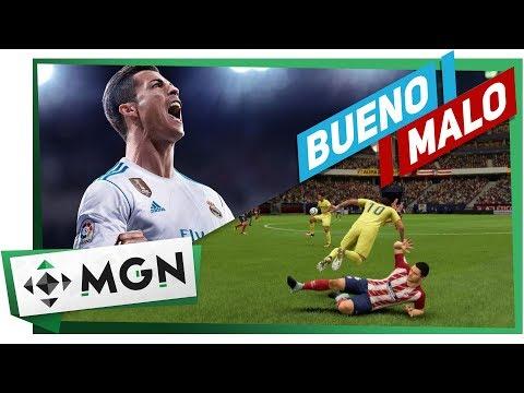 FIFA 18: LO BUENO Y LO MALO (Análisis y reseña) | MGN