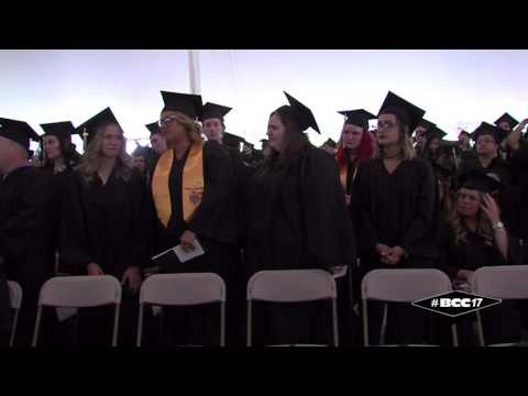 Bristol Community College Commencement 2017 Ceremony