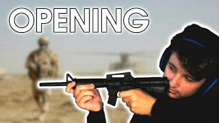 ZNALAZŁEM M4A4! Opening broni ASG!