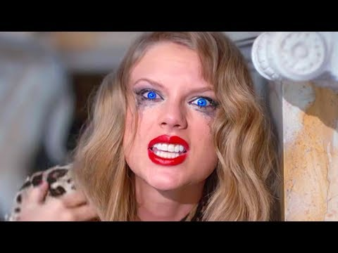 Top 10 Taylor Swift Songs With Dark Meanings!
