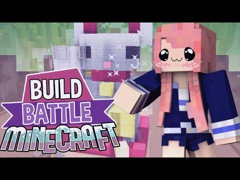 Lucky Cat | Build Battle | Minecraft Building Minigame