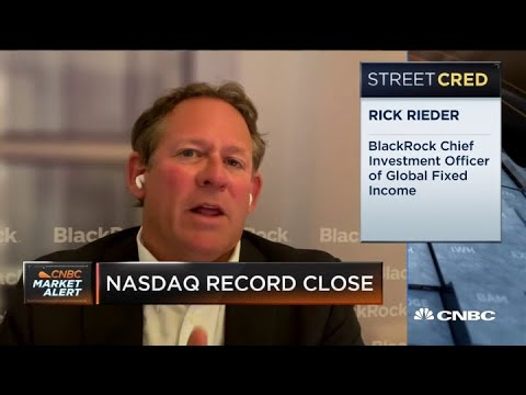 BlackRock CIO Rick Rieder says there''s ''real upside'' remaining in tech and consumer discretionary se