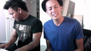 Talking To The Moon - Bruno Mars | AJ Rafael