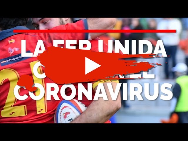 La FER unida contra el coronavirus