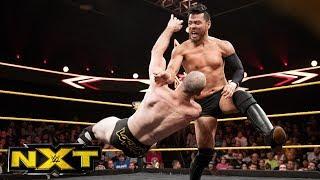 Hideo Itami vs. Oney Lorcan: WWE NXT, June 7, 2017