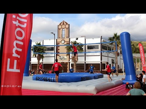 Bossaball on the BBC World News: The Travel Show