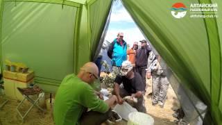 видео Шипуновские окуня