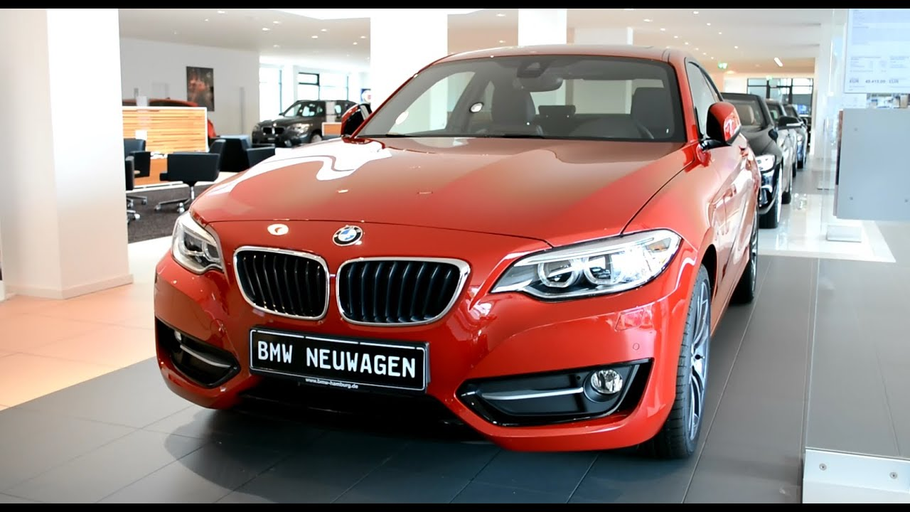 2014 new bmw 2er 220d coupe sport line f22 youtube. Black Bedroom Furniture Sets. Home Design Ideas