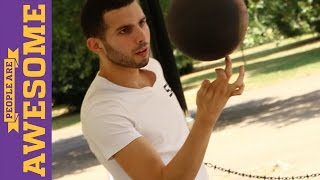 People are Awesome: Wass Benslimane (Freestyle Football)