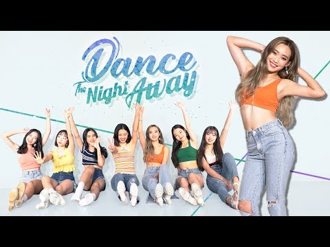 TWICE(트와이스) - Dance The Night Away / Dance Cover.
