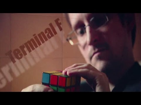 DOCUMENTARY: Edward Snowden - Terminal F (2015)