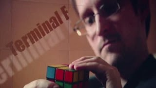 Repeat youtube video DOCUMENTARY: Edward Snowden - Terminal F (2015)