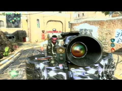 Black Ops 2 - Testing Theater Mode (Slo-Mo)
