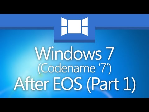 Using Windows 7 After End Of Support (Part 1)